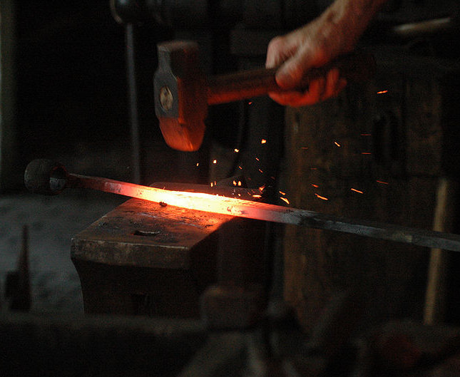 Blacksmith Techniques