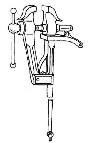 blacksmith vise