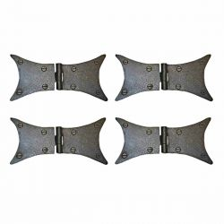 Butterfly Hinges Set of 4