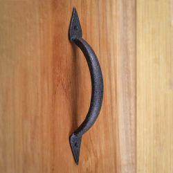 Door Handle Spear 6-3/8 Inch Set of 4