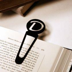 Custom Personalized Personalized Bookmark