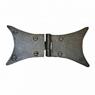 Wrought Iron Butterfly Hinge 5-1/2 Inch
