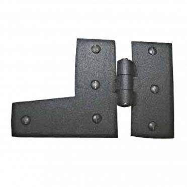 Wrought Iron Heavy Duty Door or cabinet Hinge 3 Inch Right