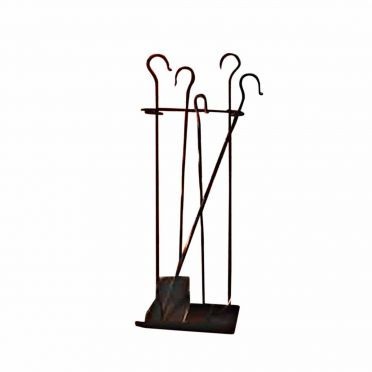 Fireplace Tool Set | Standard Pigtail