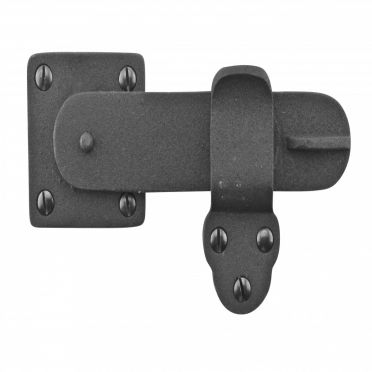 Wrought Iron Gate Latch 5-3/4 Inch