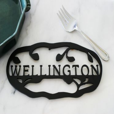Custom Personalized Trivet