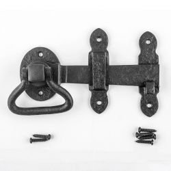 Colonial Style Turn Latch Set 5-1/2 Inch