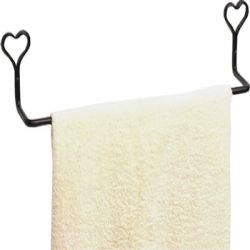 Towel Bar 30 Inches | Heart