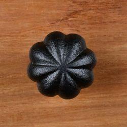 Round Floral Cabinet Knob1-1/4Inch