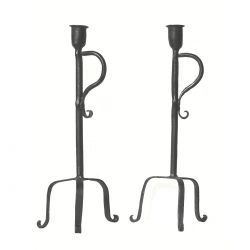 Candlesticks | Colonial Style | Pair