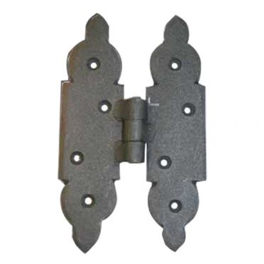 Wrought Iron Door Hinge | Spear