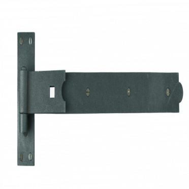 Wrought Iron Pintle Gate Hinge 19 Inch